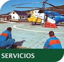 Servicios - Canastur